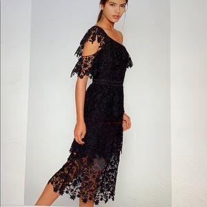 NWT Joie Belisa lace midi dress